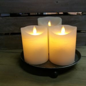 kynttilälautanen