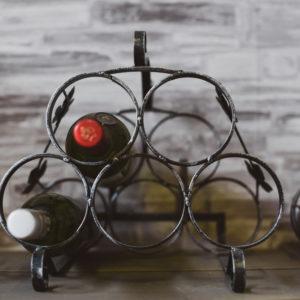 viinipulloteline